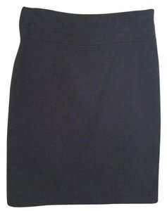 H&M High-waisted Pencil Office Work Skirt Black
