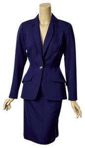 Thierry Mugler Thierry Mugler Deep Blue Suit