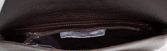 Other Juliette Jake Embossed Brown Clutch