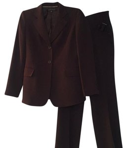 Anne Klein ANNE KLEIN 2 PIECE PANT SUIT Brown Size 2P