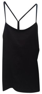 Under Armour Under Armor Black racer back sports top