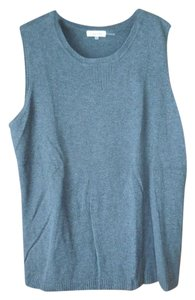 Calvin Klein Plus-size Sleeveless Sweater
