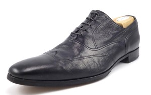 Gucci Men's Leather Wingtip Oxfords