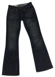Gap Denim Classic Pettite Boot Cut Jeans-Medium Wash