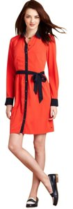 Tommy Hilfiger short dress blue red Red on Tradesy