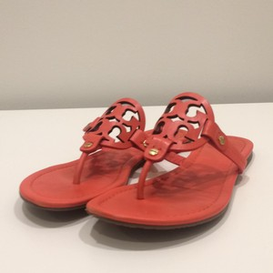 Tory Burch Poppy (coral) Sandals