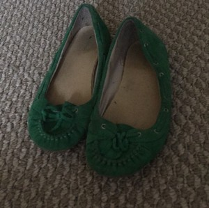 Old Navy Green Flats