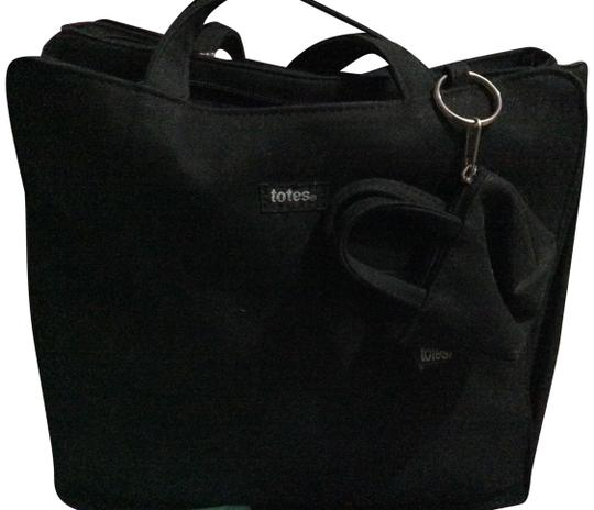 totes Tote in Black Image 0