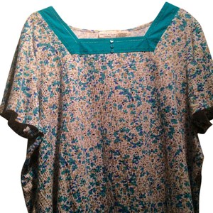 White Stag T Shirt Turquoise multi