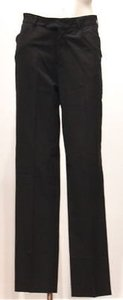 Gucci Charcoal Stretch Nylon Pocket Trousers Career Work Pants