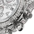 Breitling Mens Diamond Breitling Super Avenger White Dial A13370 Watch Image 1