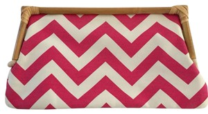 Donna Dixon Hot Pink Clutch