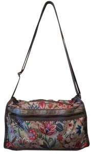 LeSportsac Shoulder Tan Cross Body Bag