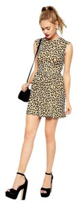 ASOS short dress Animal Scuba Print - Multi on Tradesy