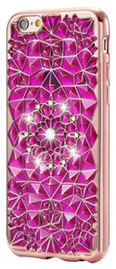 iPhone 6/6S Glitter Bling Silicone Case