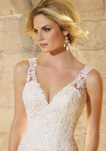 Mori Lee Morilee By Madeline Gardner (style #2773) Wedding Dress