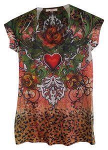 Romeo & Juliet Couture T Shirt Multi-Color