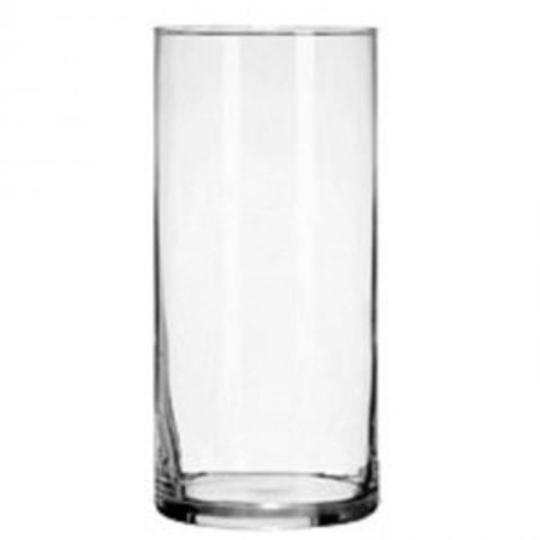 Clear Glass Cylinder Vases Pack 24 Centerpiece
