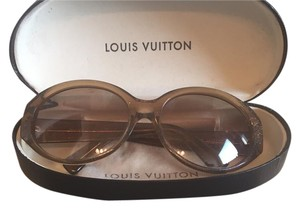 Louis Vuitton Louis Vuitton Obsession Brown Speckling Acetate Frame