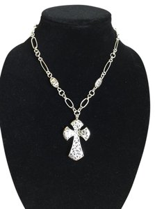 Lois Hill Lois Hill Sterling Silver Cross Necklace