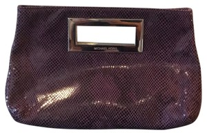 Michael Kors Purple Clutch