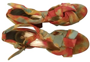 Vince Camuto Multi Color Sandals
