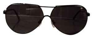 D&G black aviator glasses