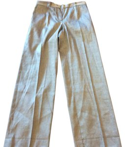 Alberta Ferretti Wide Leg Pants Grey