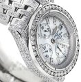 Breitling Breitling Evolution A13356 Mother of Pearl Dial 15ct Diamond Watch Image 0