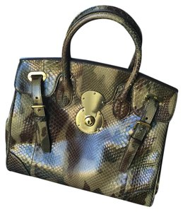 Ralph Lauren Satchel in Camo