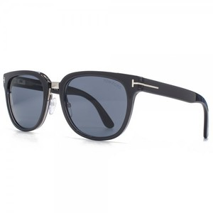Tom Ford NEW Tom Ford Rock Unisex Gray Wired Sunglasses