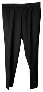 Hugo Boss Men Regular Fit Trouser/Wide Leg Jeans-Dark Rinse