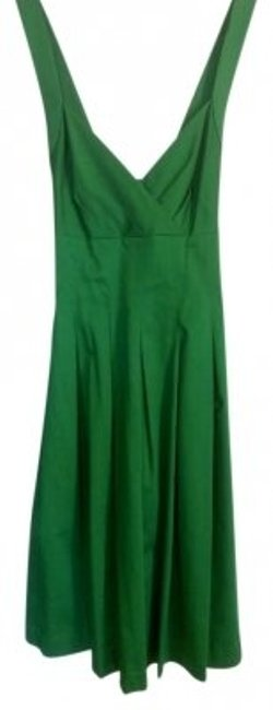 Preload https://item4.tradesy.com/images/calvin-klein-green-knee-length-formal-dress-size-12-l-190548-0-0.jpg?width=400&height=650