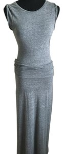 Gray Maxi Dress by Alternative Apparel