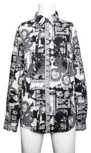 Versace Jeans Collection Button Down Shirt