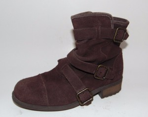 UGG Australia Finney Suede Brown Boots