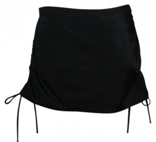 Preload https://item3.tradesy.com/images/black-new-rouched-skirt-with-bottoms-cover-upsarong-size-16-xl-plus-0x-190577-0-0.jpg?width=400&height=650