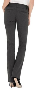 The Limited Long Bootcut Grey Boot Cut Pants Charcoal