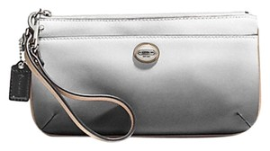Coach Peyton Go Go Large Wallet F51380 Wristlet in Ombre