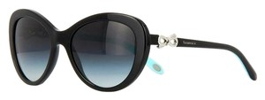 Tiffany & Co. Tiffany & Co. TF4059 8001/T3 Black Polarized Cat-Eye Womens Sunglasses