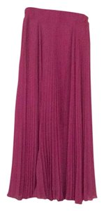 Laundry by Shelli Segal Maxi Skirt Purple