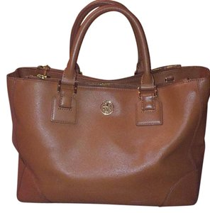 Tory Burch Satchel in Luggage