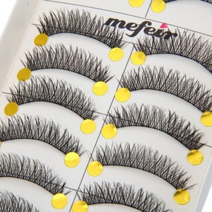 Mefeir SALE!! Box of 10 Pairs Mefeir Model# M04 Synthetic Eyelashes