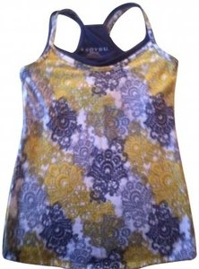 Other Soybu Yoga Gym Pilates Working Out Top yellow, gray , white