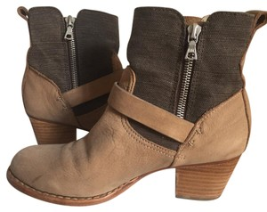 Rag & Bone Brown, Tan Boots