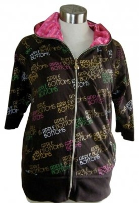 Preload https://item2.tradesy.com/images/apple-bottoms-brown-and-gold-jacket-hoodie-2x-zipper-activewear-size-22-plus-2x-190606-0-0.jpg?width=400&height=650
