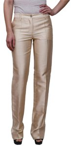 Dolce&Gabbana Straight Pants gold