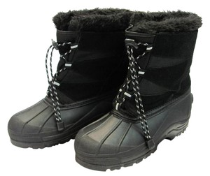 Other Size 7.00 M Waterproof Very Good Condition Black Boots