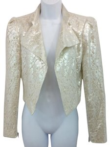Alice + Olivia Lace Jacket Blazer
