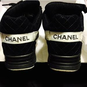 Chanel Black & White Athletic